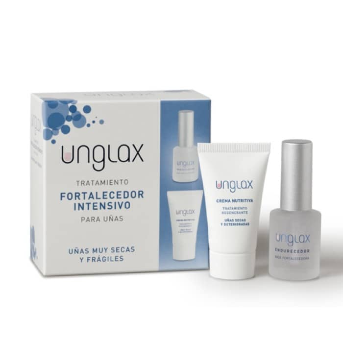 Unglax Tratamiento Fortalecedor Intensivo