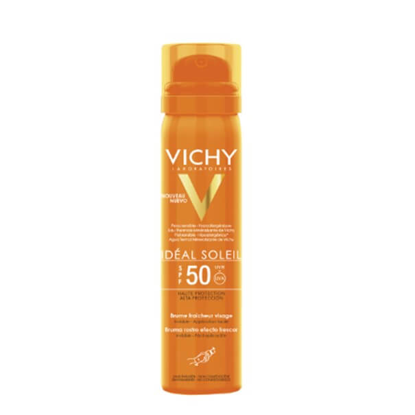 Vichy Ideal Soleil bruma rostro spf50 75ml