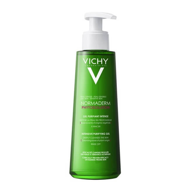 Vichy Normaderm Phytosolution Gel Purificante Intensivo 400ml