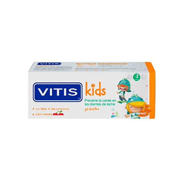 Gel Dental Vitis Kids 50 ml