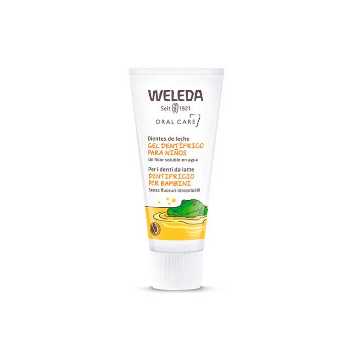Weleda Gel Dentifrico Niños 50 ml