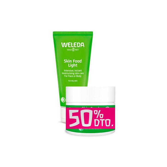 Weleda Pack Skin Food Light Nutricion Intensiva 30ml + Nutricion Corporal Intensiva 150ml