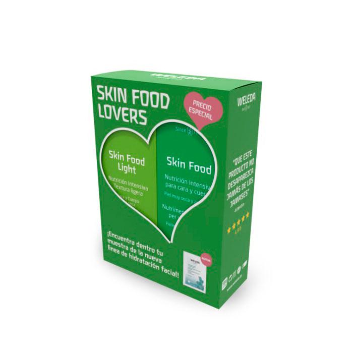 Weleda Pack Skin Food Light Nutricion Intensiva 30ml + Skin Food Crema Reparadora 30ml