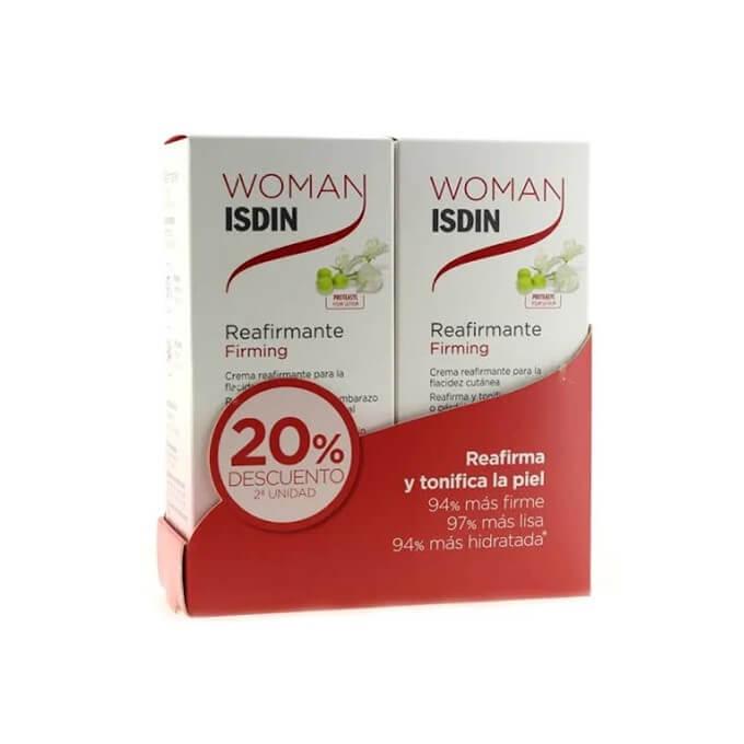 Woman Isdin Reafirmante Duplo 150ml + 150ml