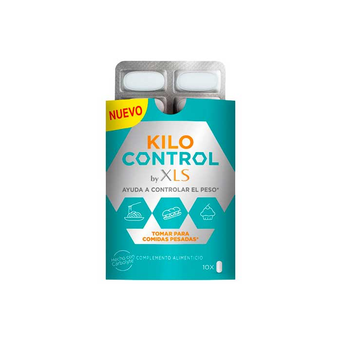 Xls Kilo Control 10 Capsulas