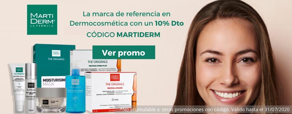 martiderm promo 10% boticas23