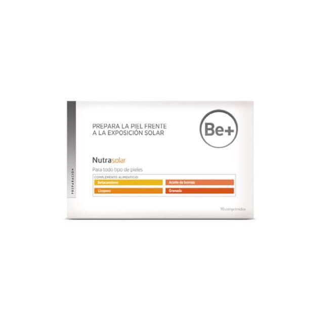 Be+ Nutra Solar 90 Comprimidos