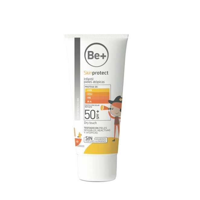 Be+ Skin Protect Infantil Dry Touch SPF50+ 100 ml