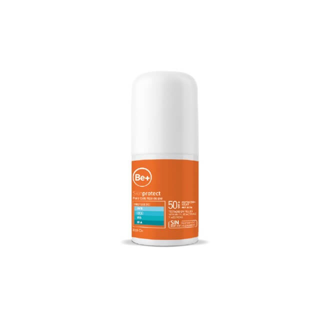 Be+ Skin Protect roll on spf50+ 40ml