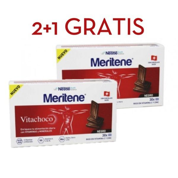 vitachoco vitaminas chocolate promocion
