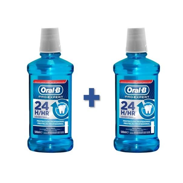 Oral-b Colutorio Pro-expert Duplo 500 ml