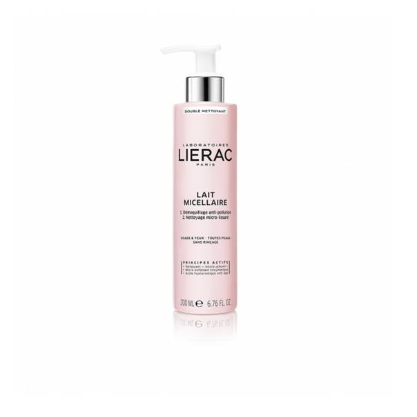 Lierac Micellar Milk 200 ml