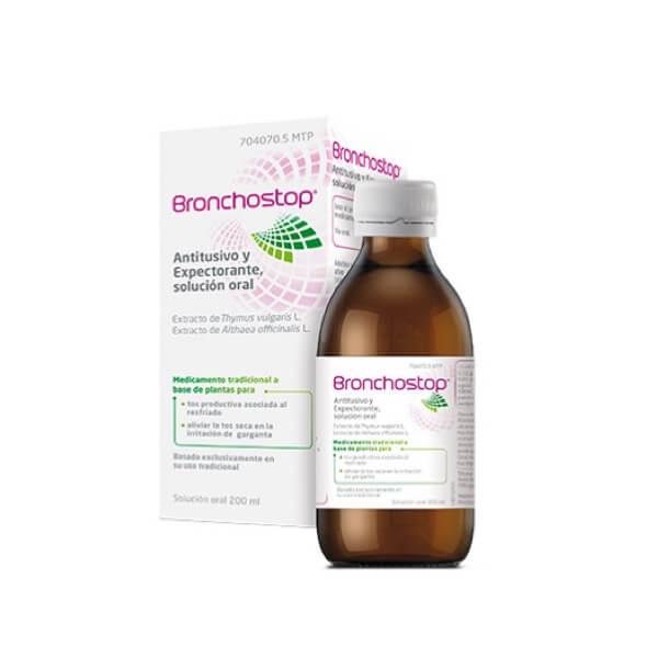 Bronchostop jarabe 200 ml