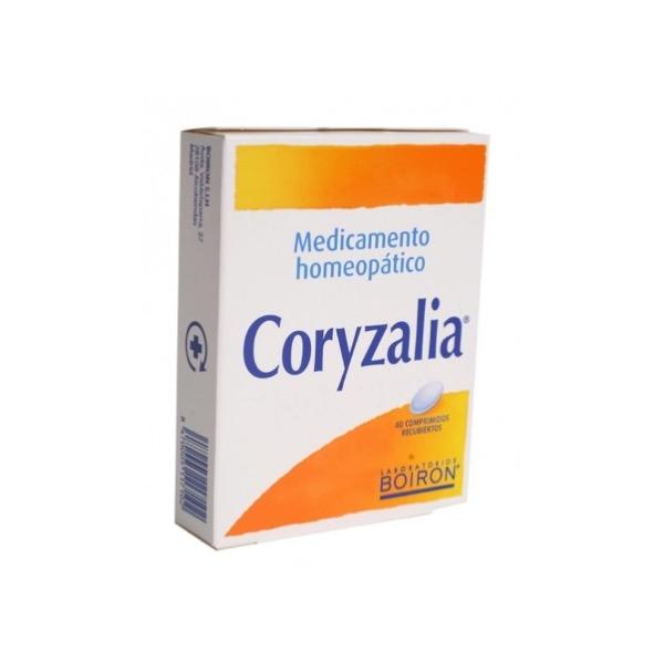 Coryzalia 40 comprimidos