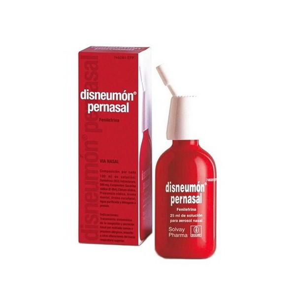 Disneumon Pernasal Aerosol 25 ml