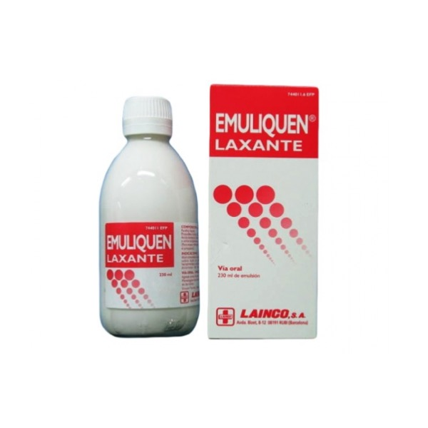 Emuliquen laxante 230 ml