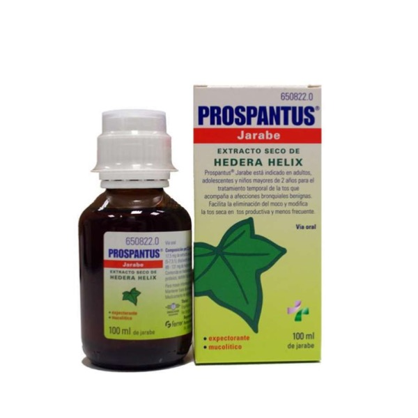 Prospantus jarabe 100 ml