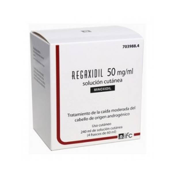Regaxidil 50 mg/ml 240 ml