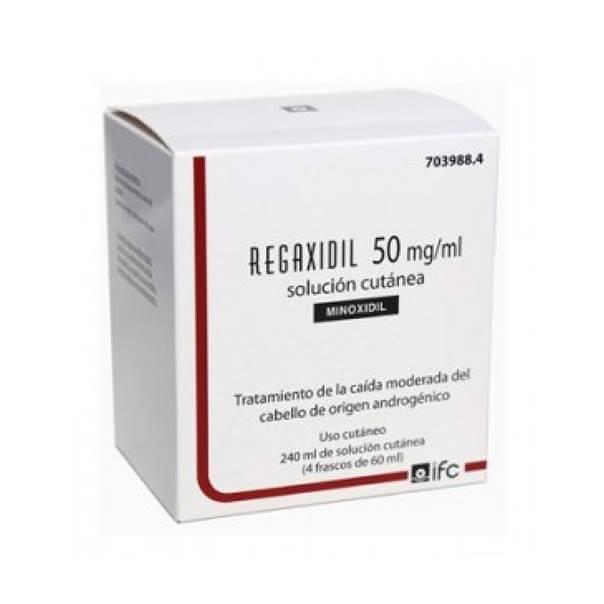 Regaxidil 50 mg/ml 240 ml