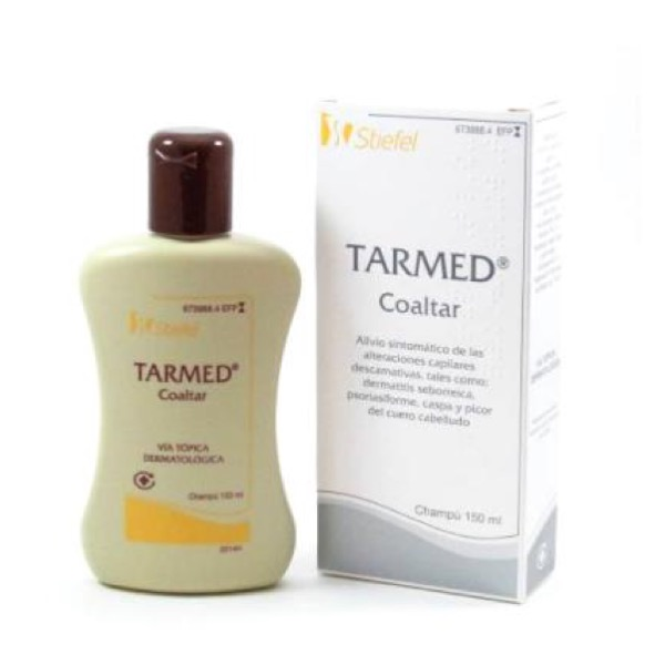 Tarmed coaltar champu 150 ml