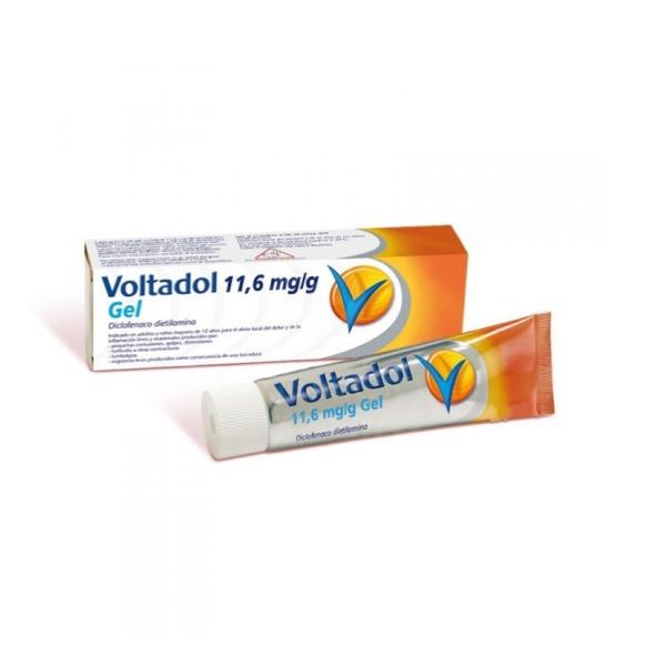 Voltadol 11,6 mg/g 60 g gel