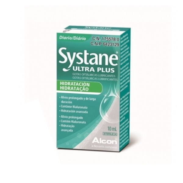 Systane Ultra Plus 10 ml