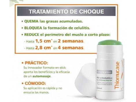 Thiomucase Stick Anticelulitico 75 ml.